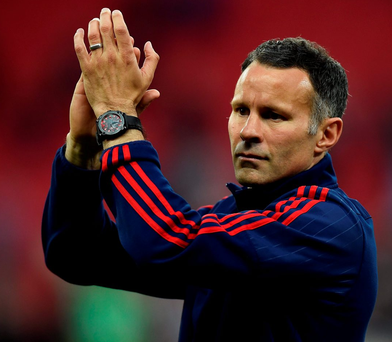 Ryan Giggs is leaving Old Trafford after three decades there, as he looks to develop a career in management. Photo: Reuters / Dylan Martinez