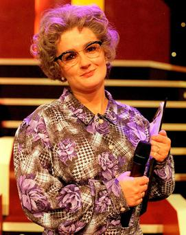 Comedy loses another star: Actress and writer Caroline Aherne passed away yesterday aged 52 after a battle with cancer.