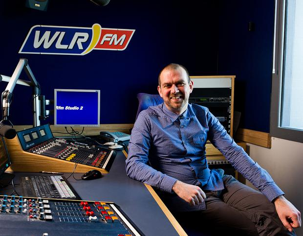Ian Noctor formerly presented a show on WLR FM for five years and is the former head of news at Today FM