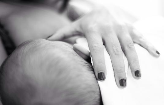 One in three dads are uncomfortable with breastfeeding