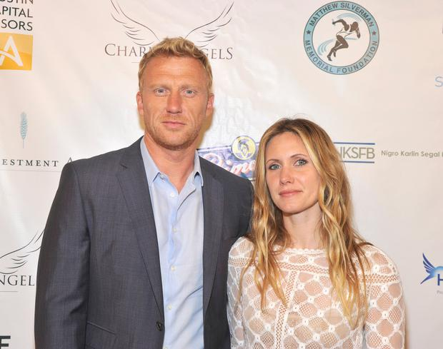 Actor Kevin McKidd and Jane McKidd are reportedly ending their marriage