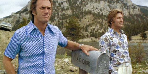 Clint Eastwood in Michael Cimino's Thunderbolt and Lightfoot (1974).