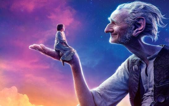 Big-budget fantasy: Steven Spielberg is the director behind the summer's adaptation of the Roald Dahl classic, The BFG.
