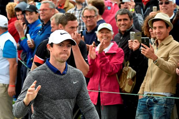 Rory McIlroy will not represent Ireland in the Olympics