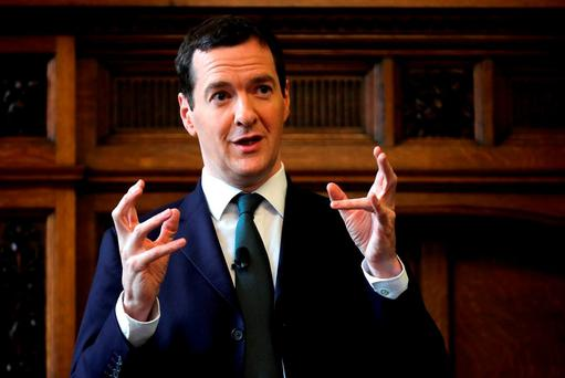 British Chancellor George Osborne Photo by Christopher Furlong/Getty Images