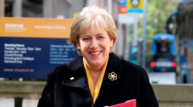 Minister Heather Humphreys: appealing judgment Picture: Tom Burke