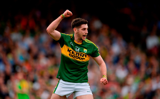 Kerry's Paul Geaney. Photo: Brendan Moran/Sportsfile