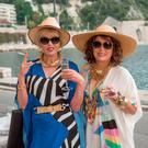 Patsy (Joanna Lumley) and Eddy (Jennifer Saunders) in Absolutely Fabulous: The Movie