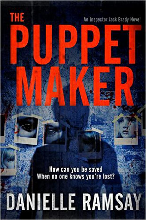 The Puppet Maker by Danielle Ramsay