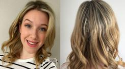 Amy Mulvaney tries Lidl's haircare range