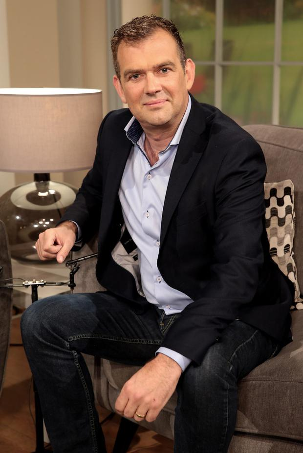 Ian Noctor will replace Ivan Yates as co-host of TV3's Sunday AM. Photo: Brian McEvoy