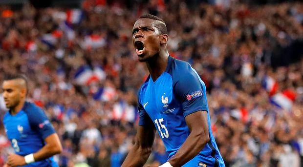 France's Paul Pogba is one of the most sought-after players on the planet