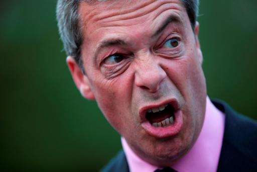 Nigel Farage - one of Britain's most colourful politicians. Photo by Dan Kitwood/Getty Images