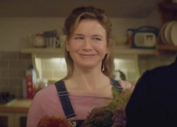 Renée Zellweger in Bridget Jones's Baby