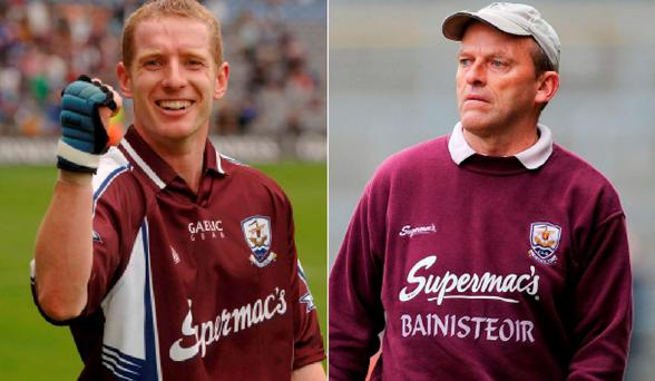 Ollie Canning and Ger Loughnane
