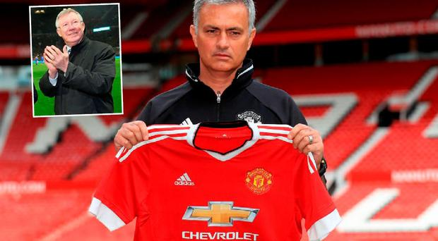Alex Ferguson gave Mourinho some advice when he got the Manchester United job