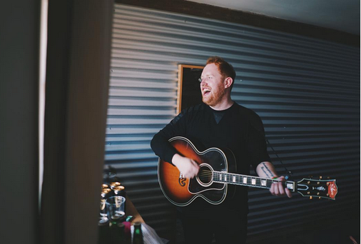Gavin James. Photo: Instagram/ @gavinjameslive