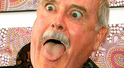 Brilliant comedian: John Cleese.