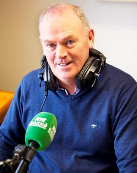 Séamus Mac Géidigh, broadcaster and Manager of RTÉ Raidió na Gaeltachta's northwest service in Donegal. Picture: RTÉ