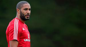 Ashley Williams thanks medical staff for support after his injury playing for Wales