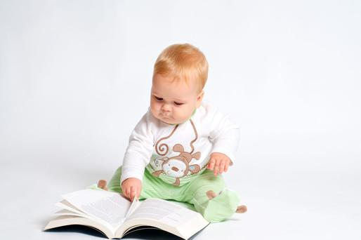 Reading doesn't have to be exclusively a bedtime activity