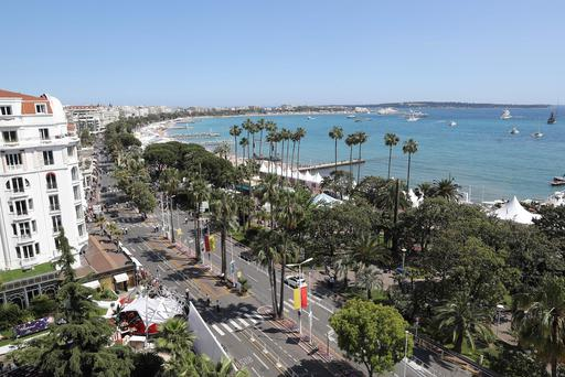 The mayor of Cannes, David Lisnard, accused the government of 'retreating in the area of security in the midst of the state of emergency.' Getty Images