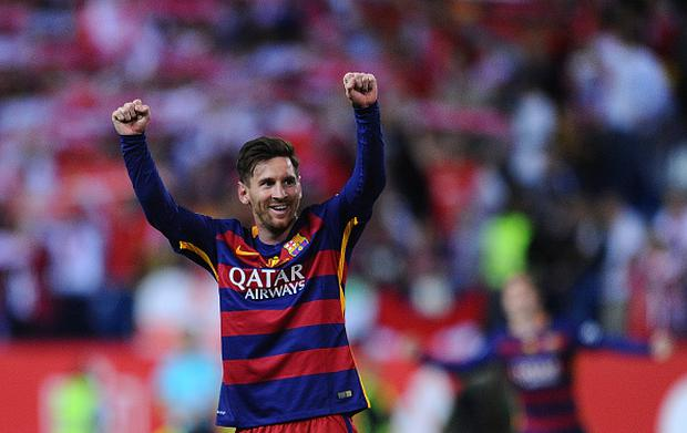 cd008ea65 Irish fans hoping to see Lionel Messi in Dublin next weekend have been  given a big boost by the star striker