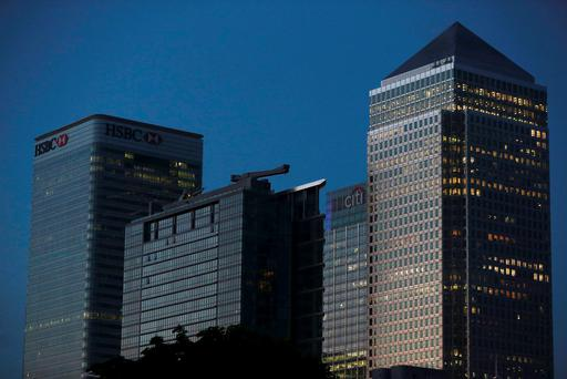 This week, three asset managers halted withdrawals from real-estate funds after investors rushed to redeem money amid Brexit uncertainty. Photo: Reuters