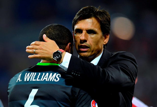 Chris Coleman is a man in demand