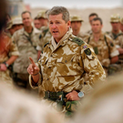 Colonel Tim Collins, who made a famous 'eve of battle' speech to British troops to prepare them for the Iraq War Photo: Giles Penfound / Royal Logistics Corps / MoD