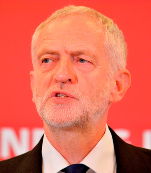 Labour leader Jeremy Corbyn has been facing a coup attempt from a group of his party's MPs Photo: Dominic Lipinski/PA Wire