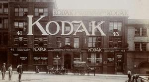 """Kodak turns down the digital camera An engineer presented the idea for a """"filmless camera"""" to executives in 1975, but was laughed out of the room. In 2012 it declared bankruptcy, having failed to adapt to the digital world"""