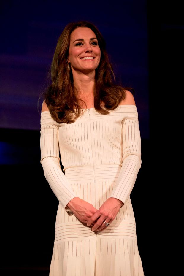 The Duchess of Cambridge at the Natural History Museum in London