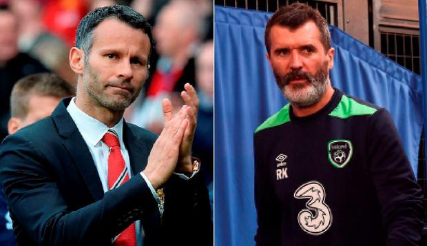 ea5937f4bf9 There were fights every week  - Ryan Giggs recalls his days ...