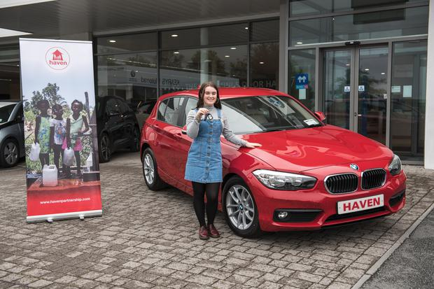 Haven Amy Walsh - Co. Cork BMW Showroom