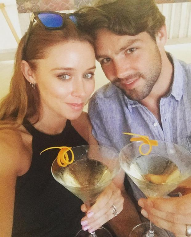 Ben Foden announces divorce from Una Healy on DATING app