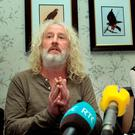 TDs Mick Wallace and Clare Daly are behind a proposed bill that would allow for abortion in cases of 'fatal foetal abnormality' Photo: Tom Burke