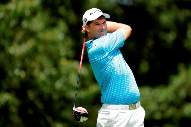 Padraig Harrington. Photo: Andy Lyons/Getty Images