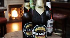 The company seen a 9pc increase in Bulmers sales in Ireland