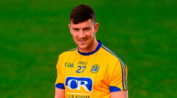 Roscommon's Neil Collins. Photo: Stephen McCarthy/Sportsfile