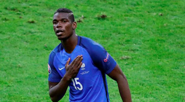 Mourinho has now set his sights on bringing Paul Pogba back to Old Trafford four years after the Frenchman's acrimonious departure for Juventus. Picture credit: REUTERS/Charles Platiau