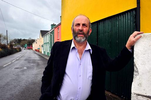 Kerry TD Danny Healy-Rae Picture: Don MacMonagle