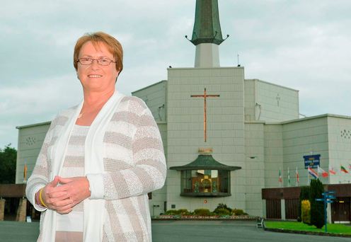 Elma Walsh, the mother of Donal Walsh Picture: Mick McCormack