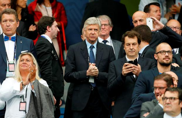 Arsenal manager Arsene Wenger. Picture Credit: REUTERS/John Sibley