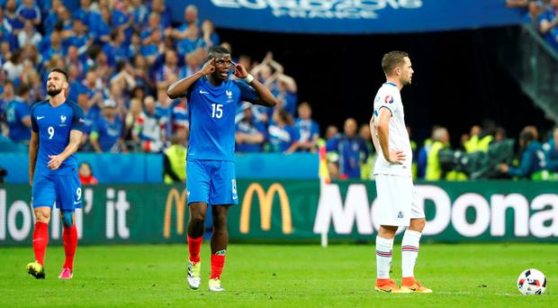 Jose Mourinho is chasing the signature of Juventus and France star Paul Pogba. Picture Credit: REUTERS/Christian Hartmann