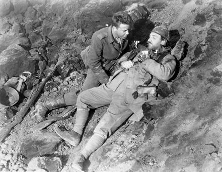Haunting: Lewis Milestone's 1930 masterpiece All Quiet on the Western Front.