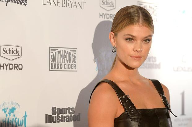 Model Nina Agdal attends the Sports Illustrated Swimsuit 2016 Swim BBQ VIP at 1 Hotel & Homes South Beach on February 17, 2016 in Miami Beach, Florida. (Photo by Gustavo Caballero/Getty Images for Sports Illustrated)