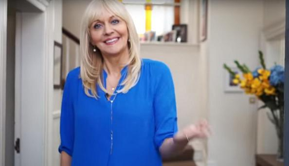 Miriam O'Callaghan shows off her home on RTE