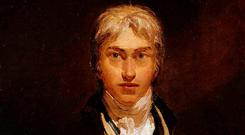 Child progidy: Turner was admitted to the Royal Academy in London in 1789, at the age of 14
