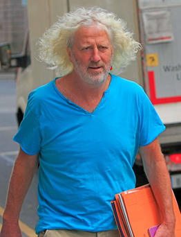 Independent TD Mick Wallace Photo: Gareth Chaney Collins